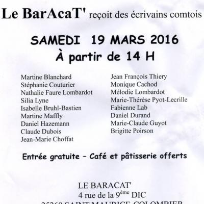 19 mars 2016, Saint-Maurice-Colombier