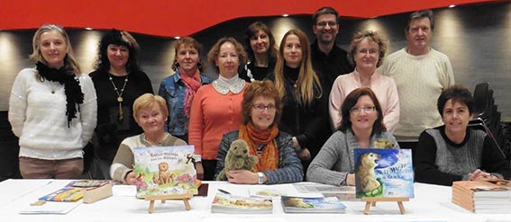 Rencontres Littéraires Hérimoncourt 28 novembre 2015