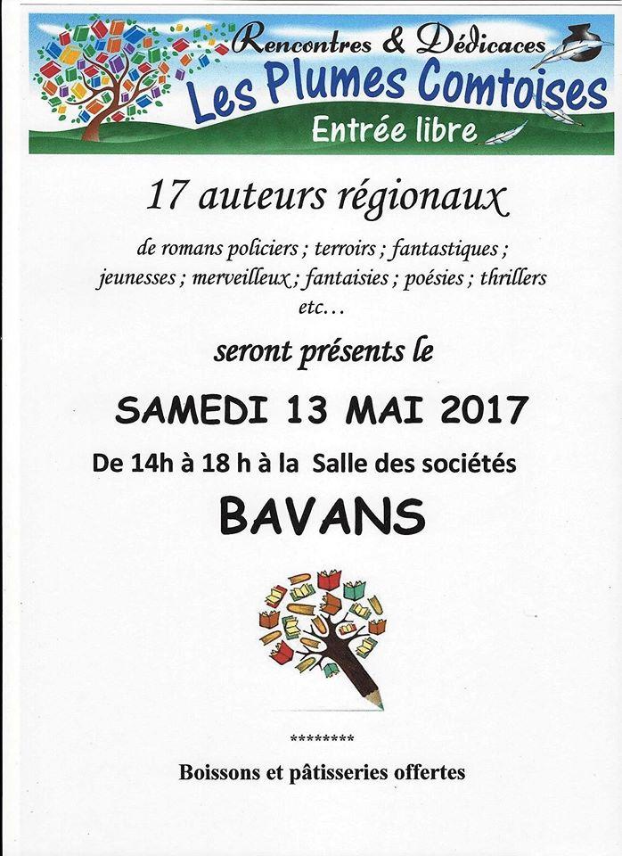 13 mai 2017 Les Plumes Comtoises à Bavans