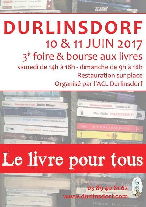 10 et 11 juin 2017 Salon de Durlinsdorf