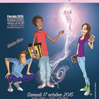 3ème salon du livre de Morières-les-Avignon 17/10/2015