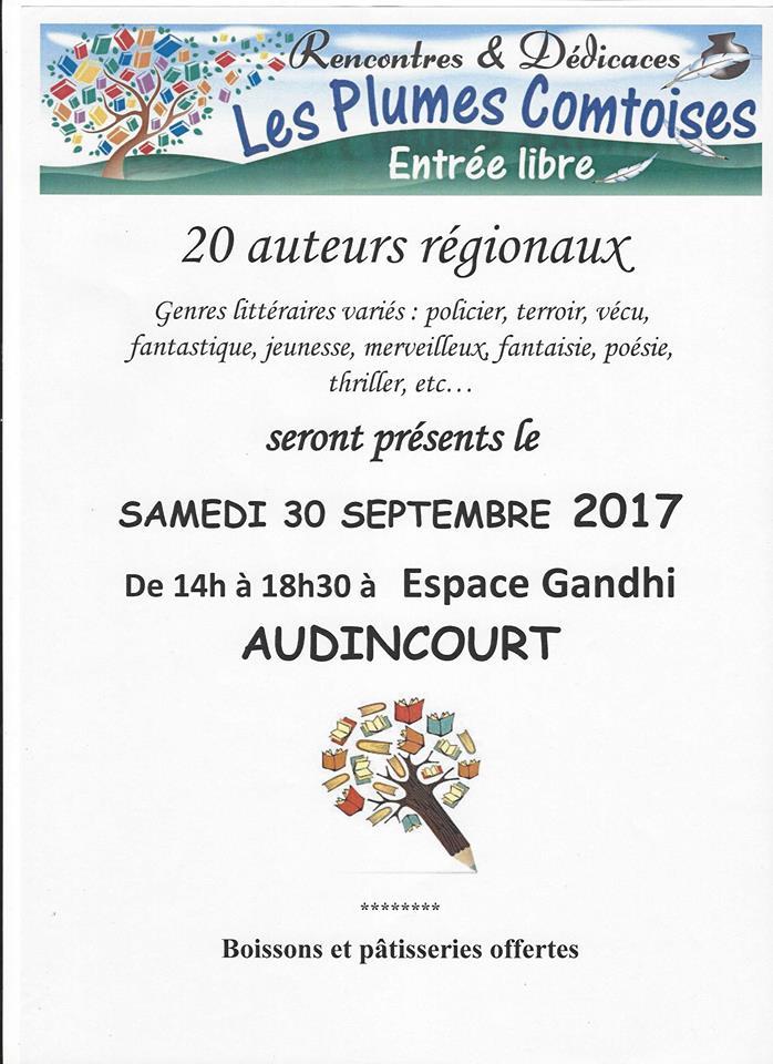 30 septembre 2017 Audincourt