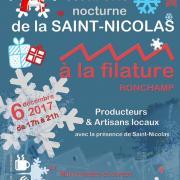 Marché nocturne Saint-Nicolas