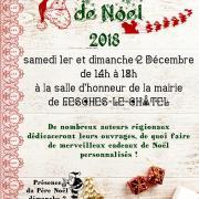 Salon Livre Noël Fesches le Châtel