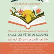 Affiche Salon Littéraire Lougres