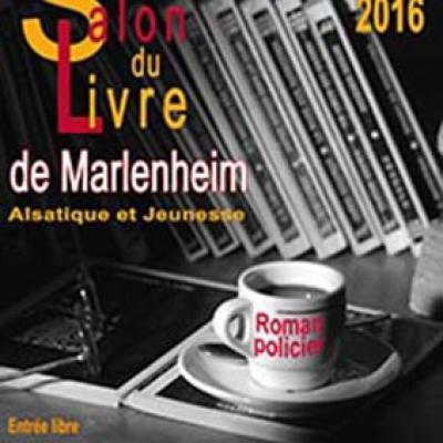 17 avril 2016 Salon du livre de Marlenheim