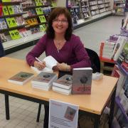 Dédicace Auchan IBB 2 nov 2013 3