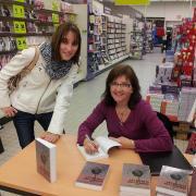 Dédicace Auchan IBB 2 nov 2013 4