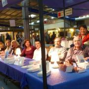 Dédicace Salon Talents Comtois Micropolis Besançon