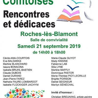 Plumes Comtoises Roches-les-Blamont 21 septembre 2019