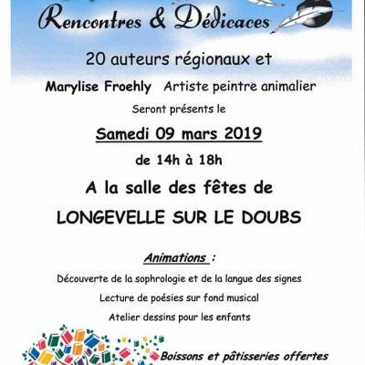 Plumes Comtoises à Longevelle le 9 mars 2019