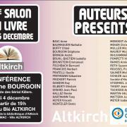 Salon du livre altkirch 2015