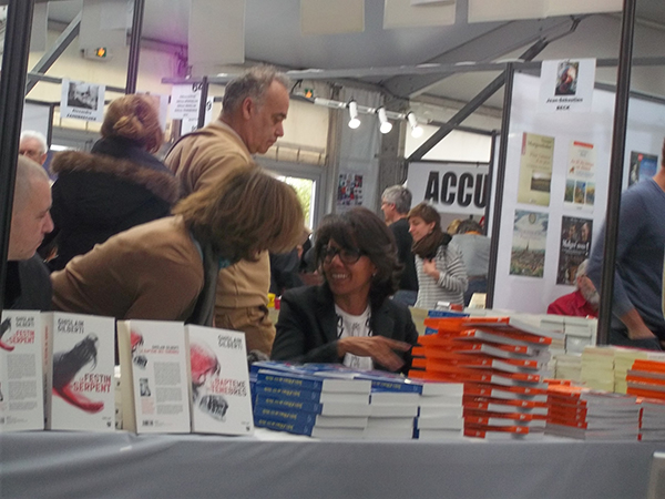 Salon du livre de saint louis