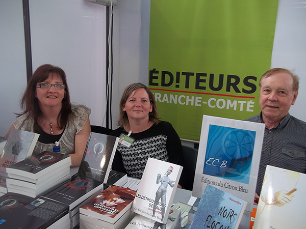 Salon du livre saint louis